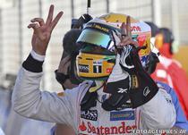 "Lewis Hamilton, ""pole"" in Australia, ambitii mari la Sepang"