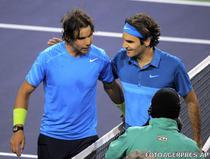 Nadal - Federer, episodul 28: elvetianul castiga