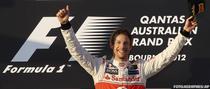Jenson Button, numarul 1 la Melbourne