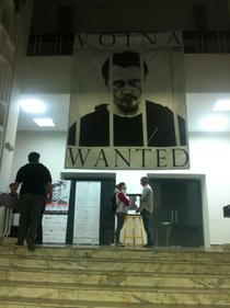 Posterul Voina Wanted