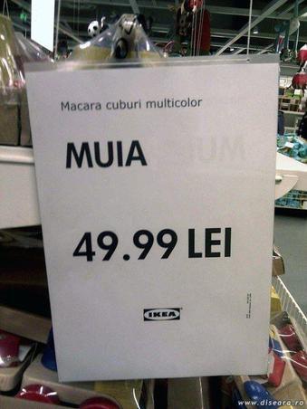 Articol IKEA