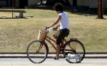 Ce muschi folosim cand mergem pe bicicleta