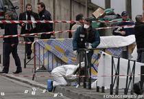 Scena atacului armat din Toulouse