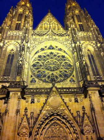 Catedrala Sf.Vit,Praga