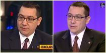 Victor Ponta in turul televiziunilor