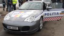 Porsche 911 Turbo Politia Rutiera