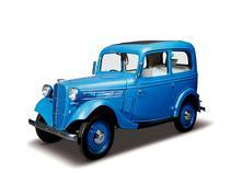 Un vechi Datsun 16