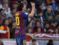 Messi, speranta Barcelonei