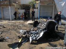 Atac cu masina-capcana in Kirkuk