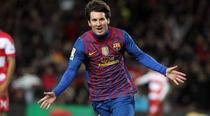 Lionel Messi, jucatorul momentului