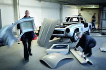 Caroserie-Replica dupa Mercedes-Benz 300 SL
