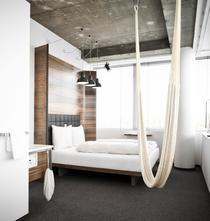Daniel Vienna are un design extrem de simplu, limitat la minima necesitate