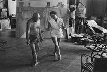 Picasso si Jacqueline Roque