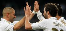 Benzema, dubla pentru Real Madrid