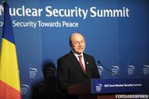 Traian Basescu la Seul