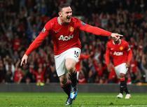 Wayne Rooney, decisiv