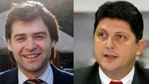 Nicu Popescu si Titus Corlatean
