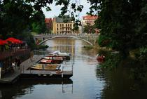 Debarcader pe Odra, Polonia