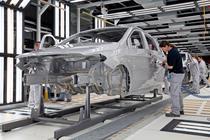 Uzina Daimler din Kecskemet