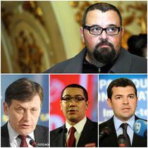 Liderii USL despre plecarea lui Piedone la Putere in 2011