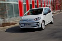 Test Drive cu Volkswagen up!
