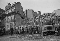Cum arata Bucurestiului nepregatit dupa cutremurul din 1977: Str. Arghezi