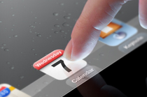 Anuntul de lansare pentru iPad 3
