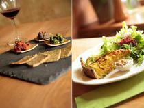 Un restaurant paleo pune accent pe folosirea ingredientelor organice, neprocesate.