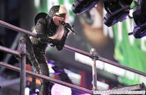 Lady Gaga in concertul de Revelion in New York
