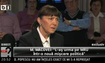 Monica Macovei la B1Tv
