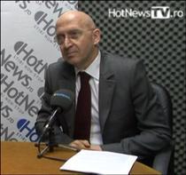 Ambasadorul francez Philippe Gustin la Hotnews