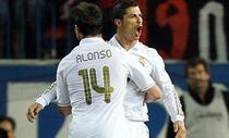 Ronaldo, decisiv pentru Real Madrid