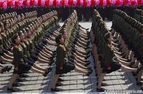 Parada militara in Phenian