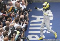 Nico Rosberg - prima victorie in F1