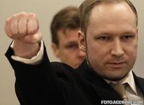 Salutul nazist al lui Anders Behring Breivik