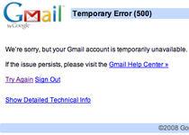 Google-eroare