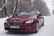 Test Drive cu BMW 650i Coupe xDrive