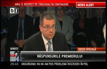 MR Ungureanu la B1 TV