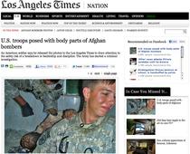 Noi fotografii compromitatoare pentru armata americana