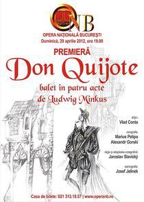 Don Quijote - afis