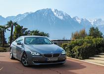 Test cu BMW 640d