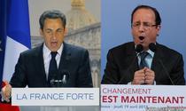 Nicolas Sarkozy vs. Francois Hollande