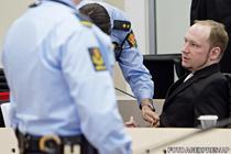 Breivik in cea de-a cincea zi de proces