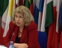 Georgeta Basarabescu, presedintele ANSPDCP