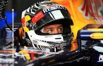 Sebastian Vettel, rapid in Bahrain
