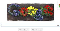 Ziua Pamantului, sarbatorita de Google