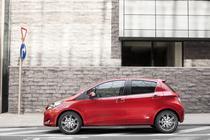 Toyota Yaris, modelul ale carui vanzari au crescut cel mai mult in top zece