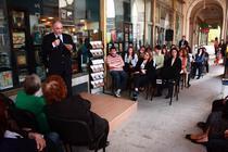 trei lansari Joyce la Humanitas Kretzulescu