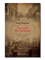 """Iacob Negruzzi, """" Amintiri din Junimea"""""""