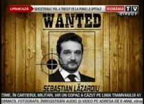 Sebastian Lazaroiu - tinta la RTV
